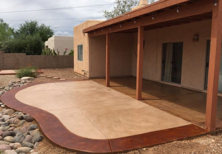 Concrete Patio cost in Mesquite, TX